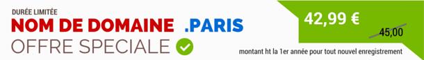 PROMOTION .PARIS