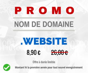 PROMOTION .WEBSITE