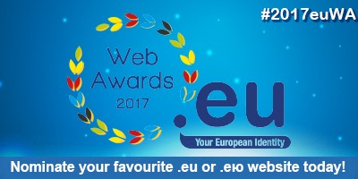 2017 .eu Web Awards