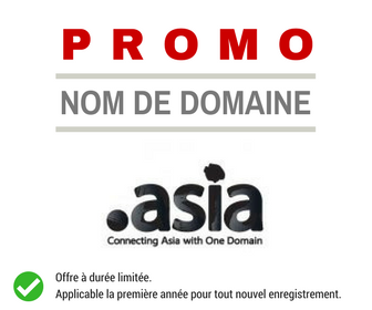 Promotion .ASIA