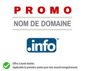 Promotion .INFO