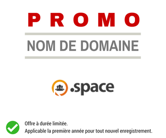 Promotion .SPACE