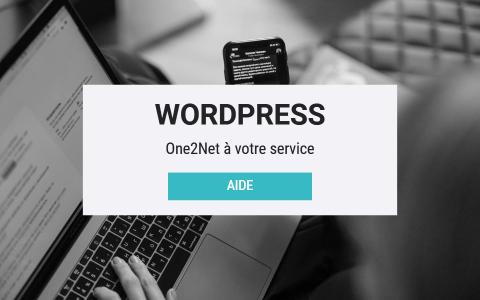 Aide WordPress