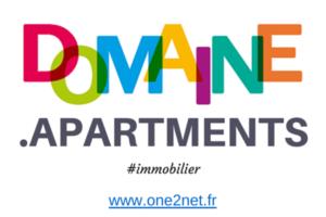 Nom de domaine .apartments