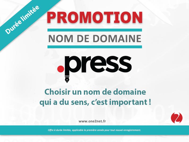 Promotion .PRESS