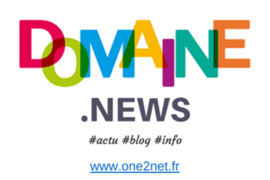 Nom de domaine .news