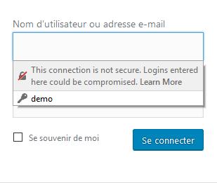 Firefox SSL