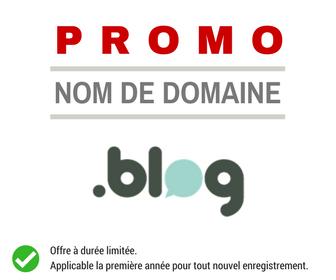 Promotion .BLOG