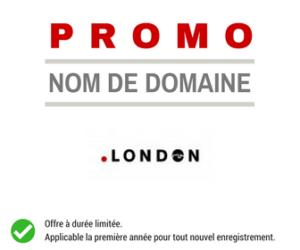 Promotion .LONDON