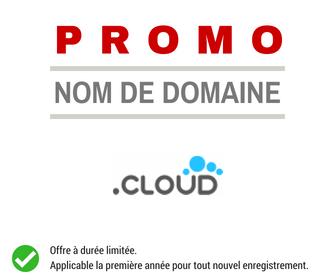 Promotion .CLOUD