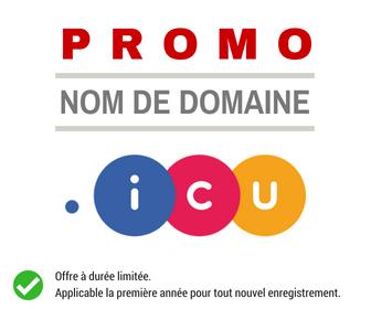 Promotion .ICU