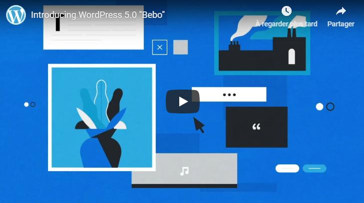 WordPress Bebo