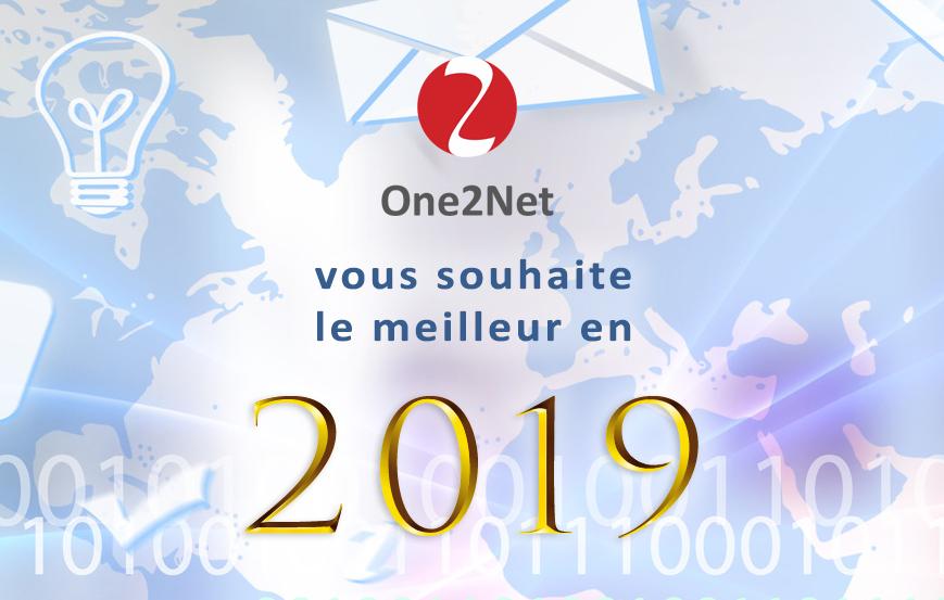 Le meilleur pour 2019 !