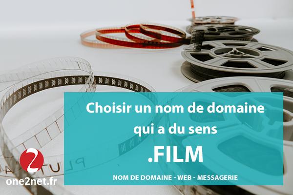 Nom de domaine FILM