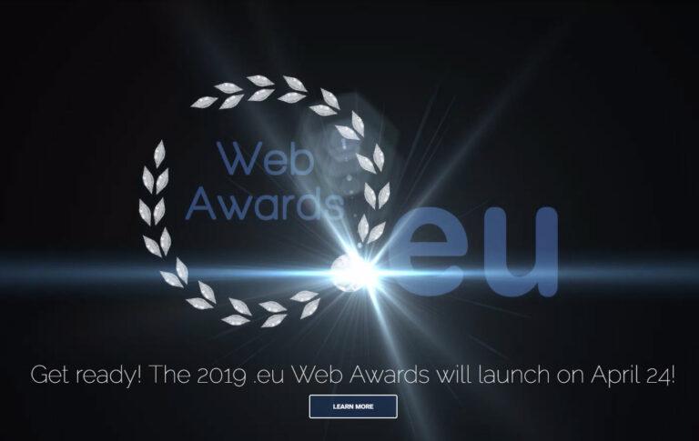 .eu Web Awards 2019