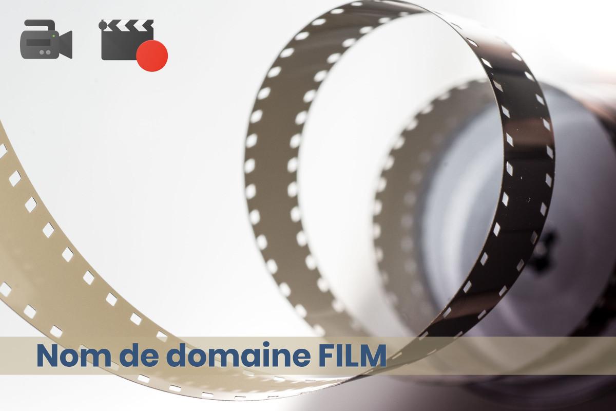 Nom de domaine .FILM - One2Net