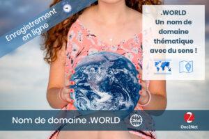 Nom de domaine World