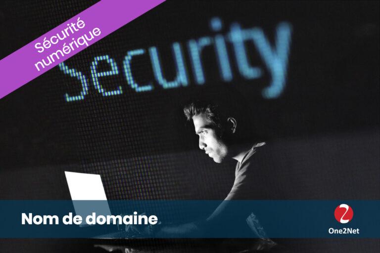 Sécurité nom de domaine