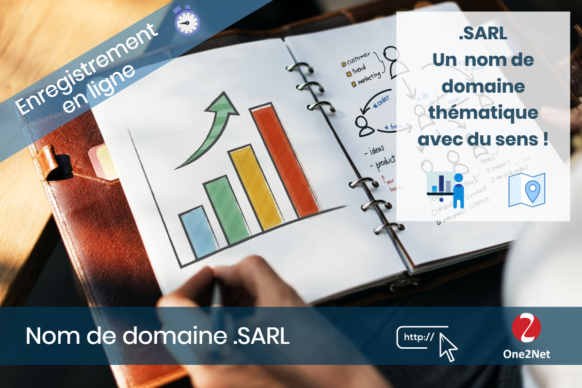 Nom de domaine .SARL - One2Net