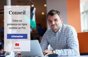 Professionnel du web