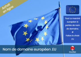 Nom de domaine Européen