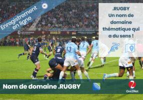 Nom de domaine Rugby